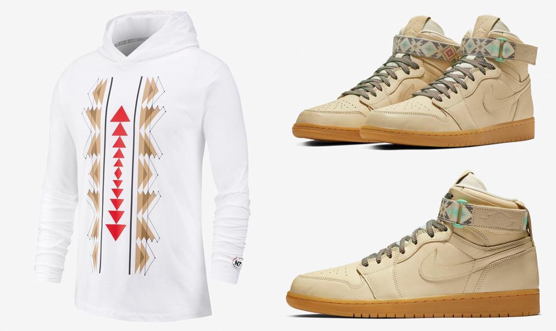 c8e46b6ea762 Air Jordan 1 High Strap N7 x Nike N7 Sportswear