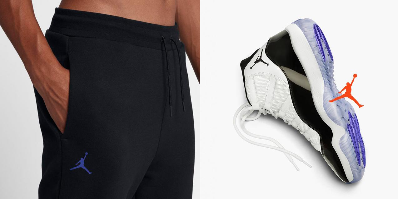 Air Jordan 11 2018 Concord Pants