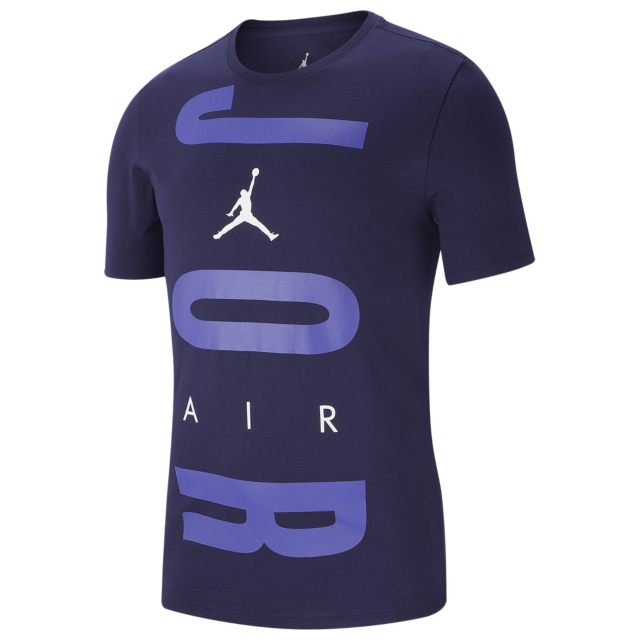 94cb2d427c72 Air Jordan 11 Concord 2018 T-Shirt Match