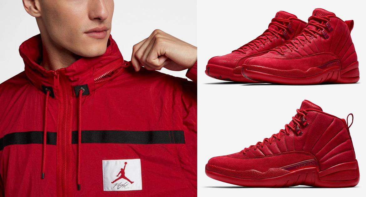 air-jordan-12-gym-red-bulls-jacket-match
