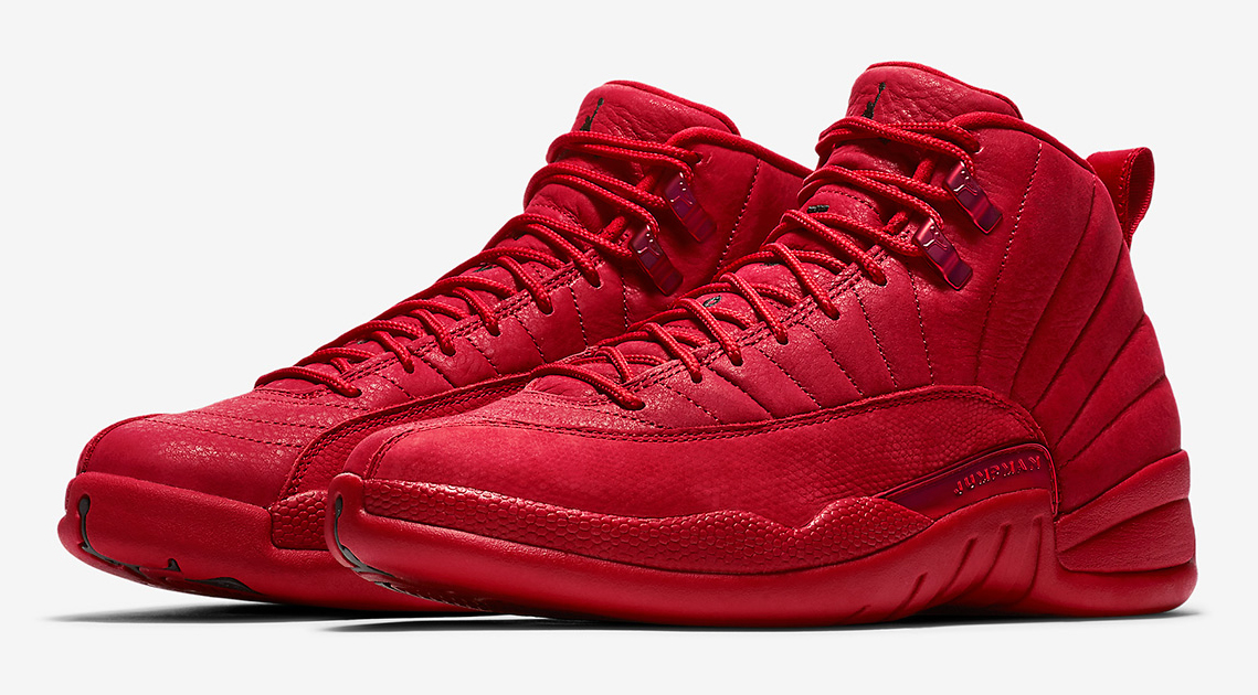 air-jordan-12-gym-red-clothing-match