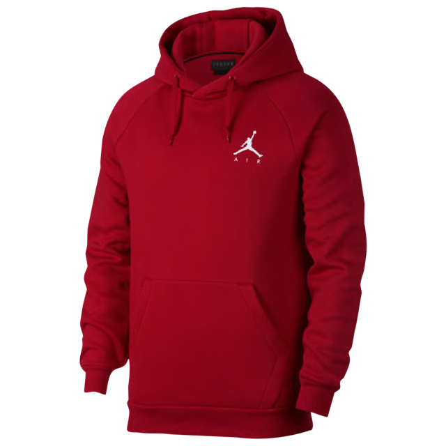 air-jordan-12-gym-red-hoodie-match-2