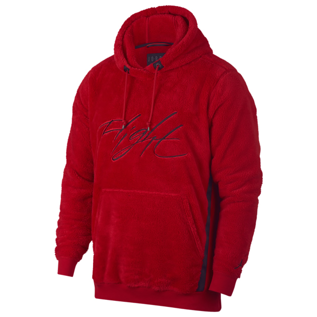 air-jordan-12-gym-red-hoodie-match-5