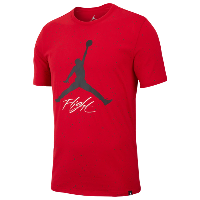 air-jordan-12-gym-red-tee-shirt-match-2