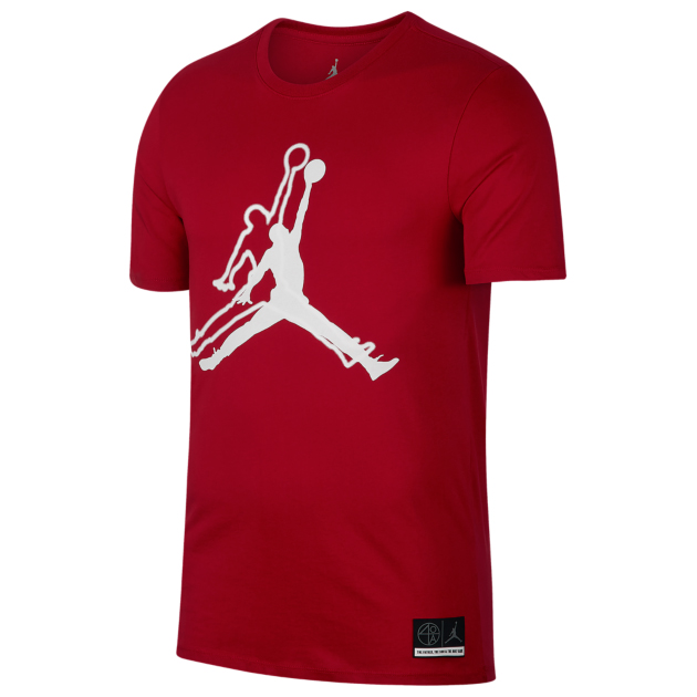 air-jordan-12-gym-red-tee-shirt-match-4