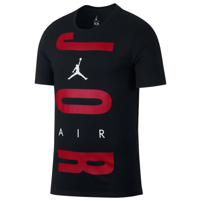 air-jordan-12-gym-red-tee-shirt-match-7