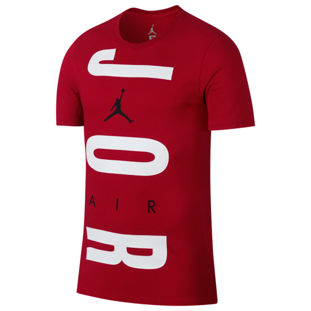 air-jordan-12-gym-red-tee-shirt-match-9