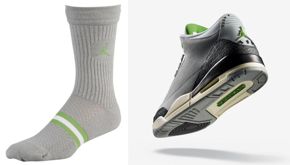 air-jordan-3-chlorophyll-tinker-sock