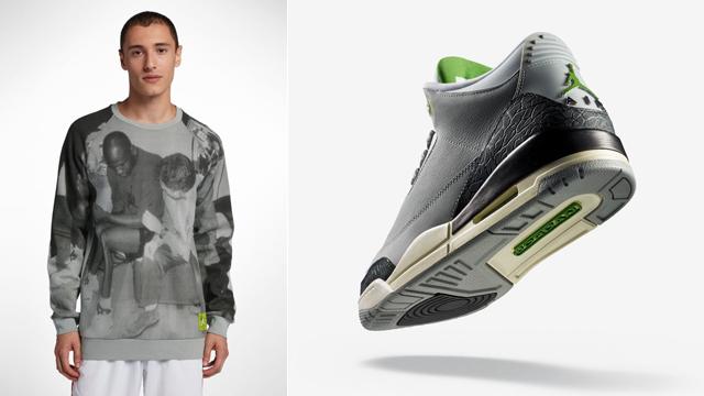 air-jordan-3-chlorophyll-tinker-sweatshirt
