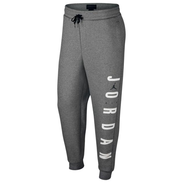 air-jordan-5-satin-bred-jogger-pants-grey
