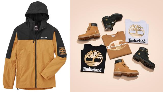 Timberland X Champion Boots Jacket Match Sneakerfits Com