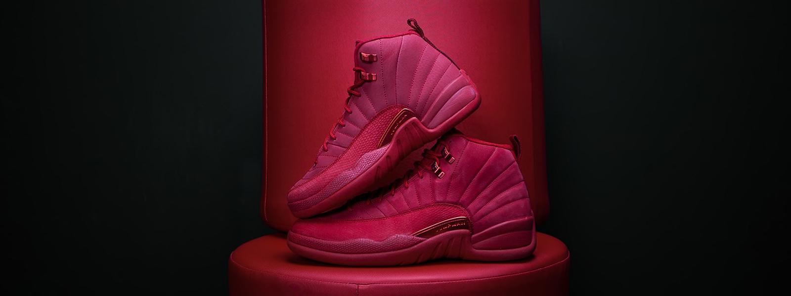 cyber-monday-2018-champs-sale-deals-jordan-12-gym-red-shoes