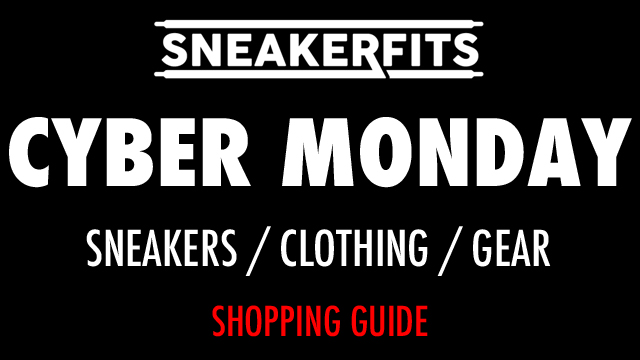 Sneaker Clothing Cyber Monday Deals