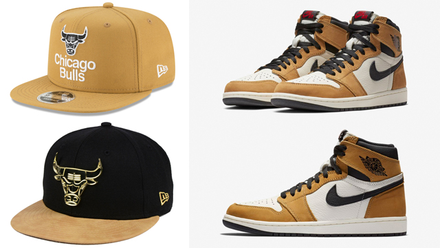 """59a1c3d65833 The Best New Era Chicago Bulls Hats to Match the Air Jordan 1 """"Rookie of  the Year"""""""