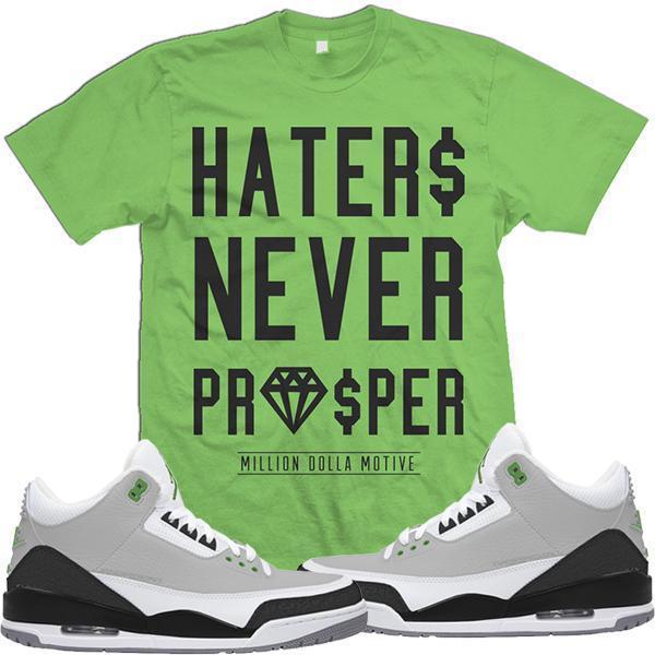 jordan-3-chlorophyll-sneaker-match-tee-shirt-3