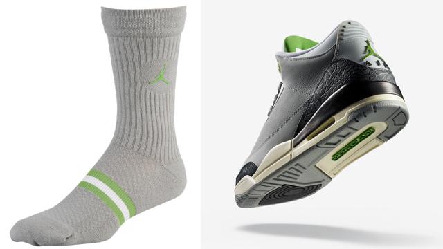 jordan-3-chlorophyll-tinker-socks