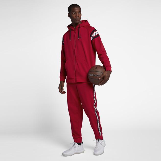jordan-5-bred-satin-pant-hoodie-match