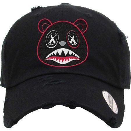 jordan-5-satin-bred-dad-hat-match-baws-clothing