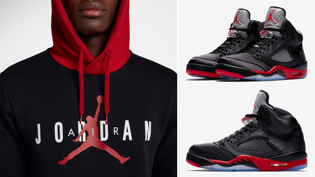 jordan-5-satin-bred-hoodies