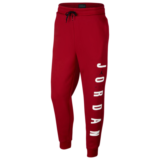 jordan-5-satin-bred-jogger-pant-red
