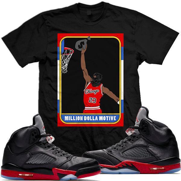 jordan-5-satin-bred-sneaker-shirt-4