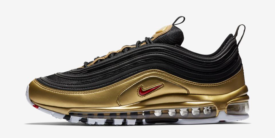 Nike Air Max 97 Metallic B Sides Where to Buy  a932c58f70