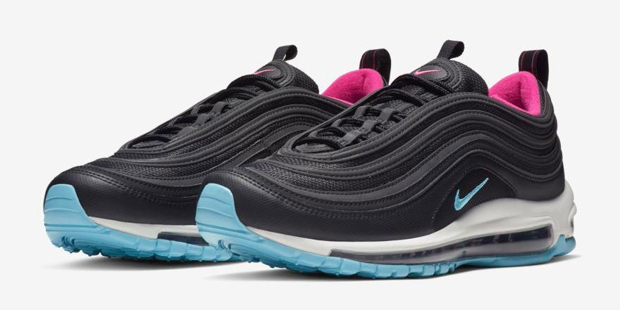 Nike Air Max 97 Miami Vice Where To Buy Sneakerfits Com