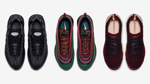 You Need The Nike Air Max 97 'Jacket Pack' In Your Winter