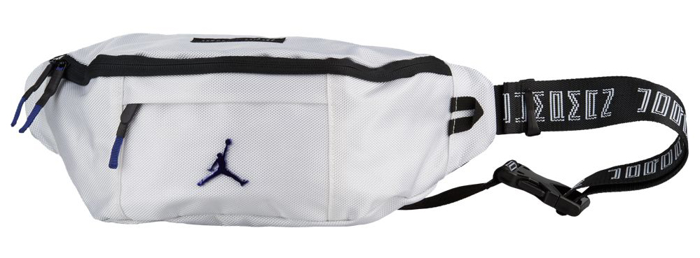 88dac934c06025 Jordan 11 Concord Backpack Crossbody Bag