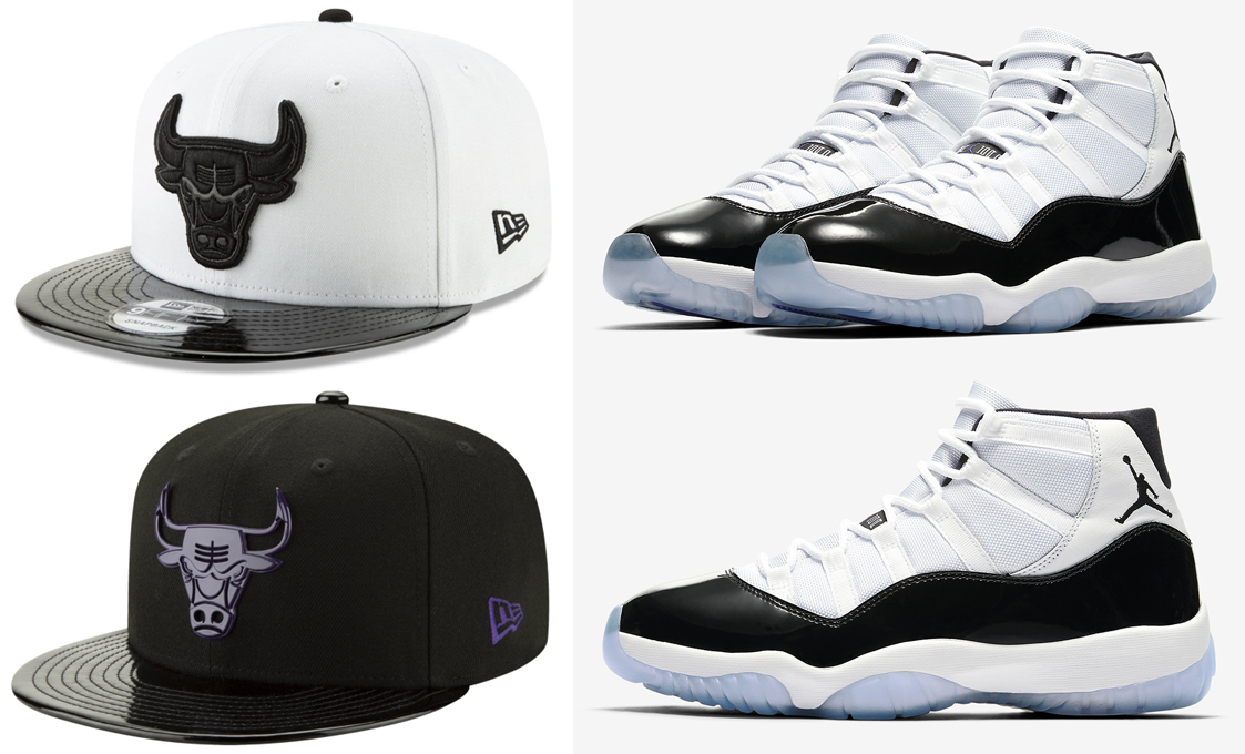 707bd77d Air Jordan 11 Concord Hats and Caps to Match | SneakerFits.com