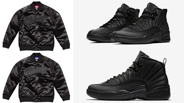 air-jordan-12-winterized-black-nba-jackets
