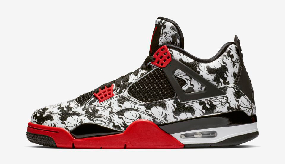 purchase cheap fdce7 e2b98 air-jordan-4-tattoo-release-date