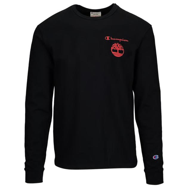 champion-timberland-long-sleeve-tee-shirt-black-1