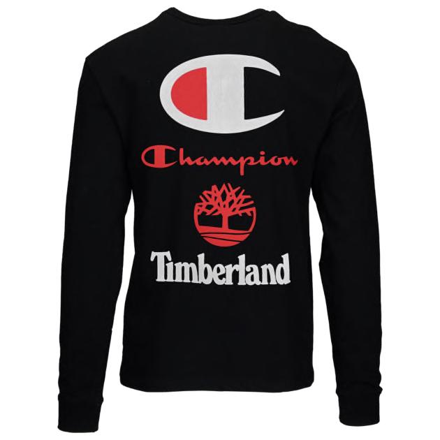 champion-timberland-long-sleeve-tee-shirt-black-2