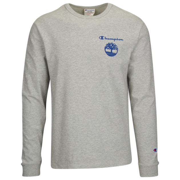 champion-timberland-long-sleeve-tee-shirt-grey-1
