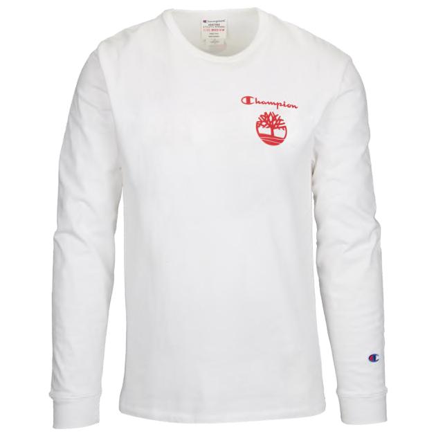 champion-timberland-long-sleeve-tee-shirt-white-1