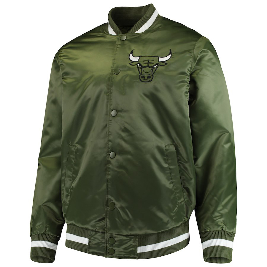 chicago-bulls-olive-starter-satin-jacket-1