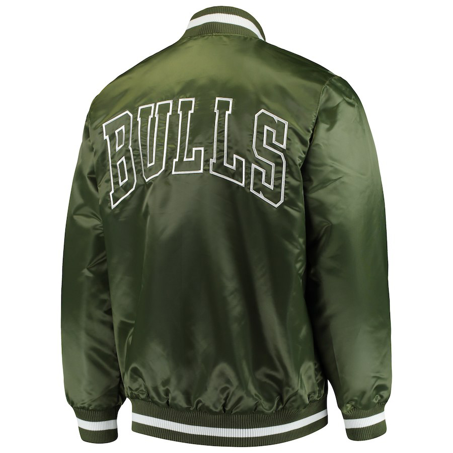 chicago-bulls-olive-starter-satin-jacket-2