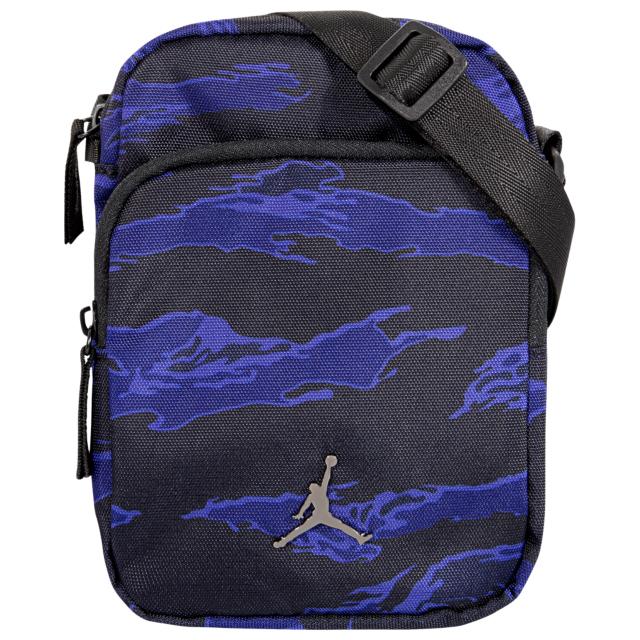 4151570c4b7e2b Jordan 11 Concord Camo Crossbody Bags