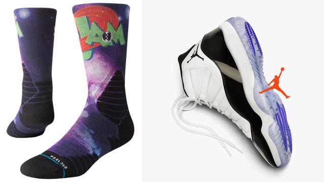 jordan-11-concord-space-jam-sock