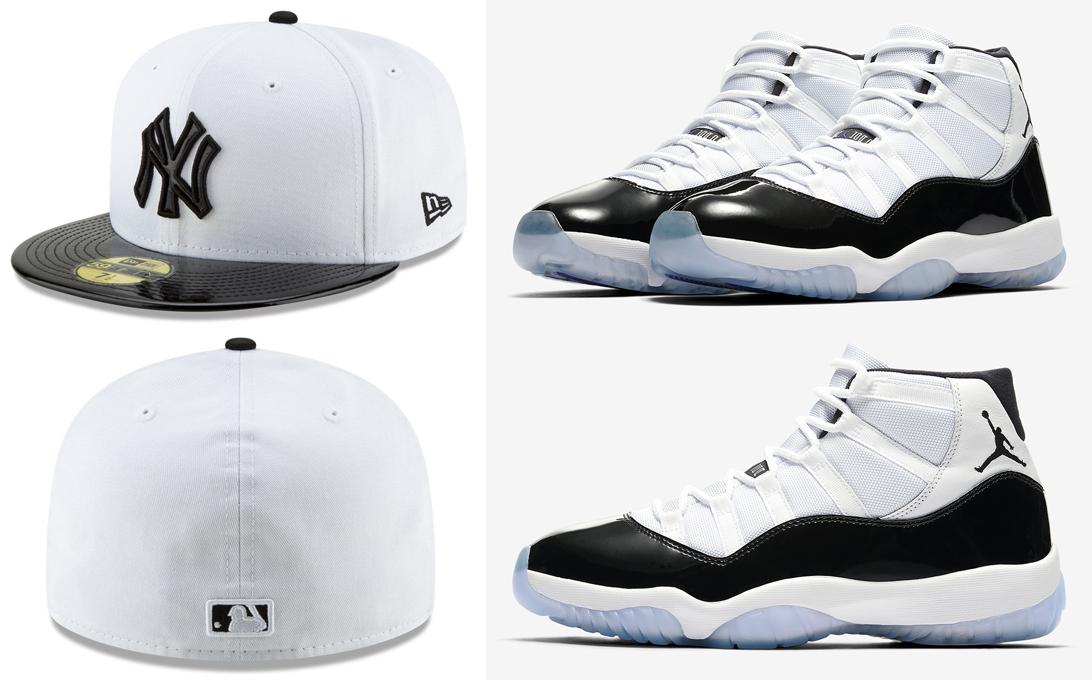 jordan-11-concord-yankees-hat