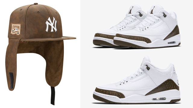jordan-3-mocha-new-era-yankees-cap