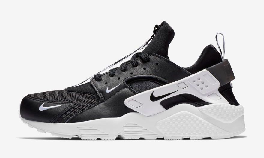 nike-air-huarache-run-zip-black-white-release-date-where-to-buy
