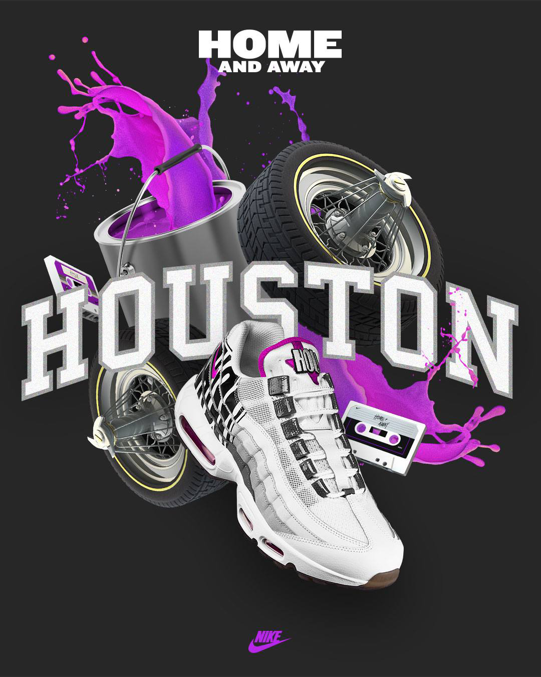 2538835657 Nike City Pride Houston Miami Atlanta Sneakers Where to Buy ...