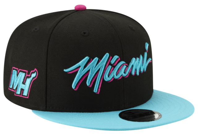 bf67ab5d2d Nike Air Max 97 Plus Miami Heat Clothing Hat Match | SneakerFits.com