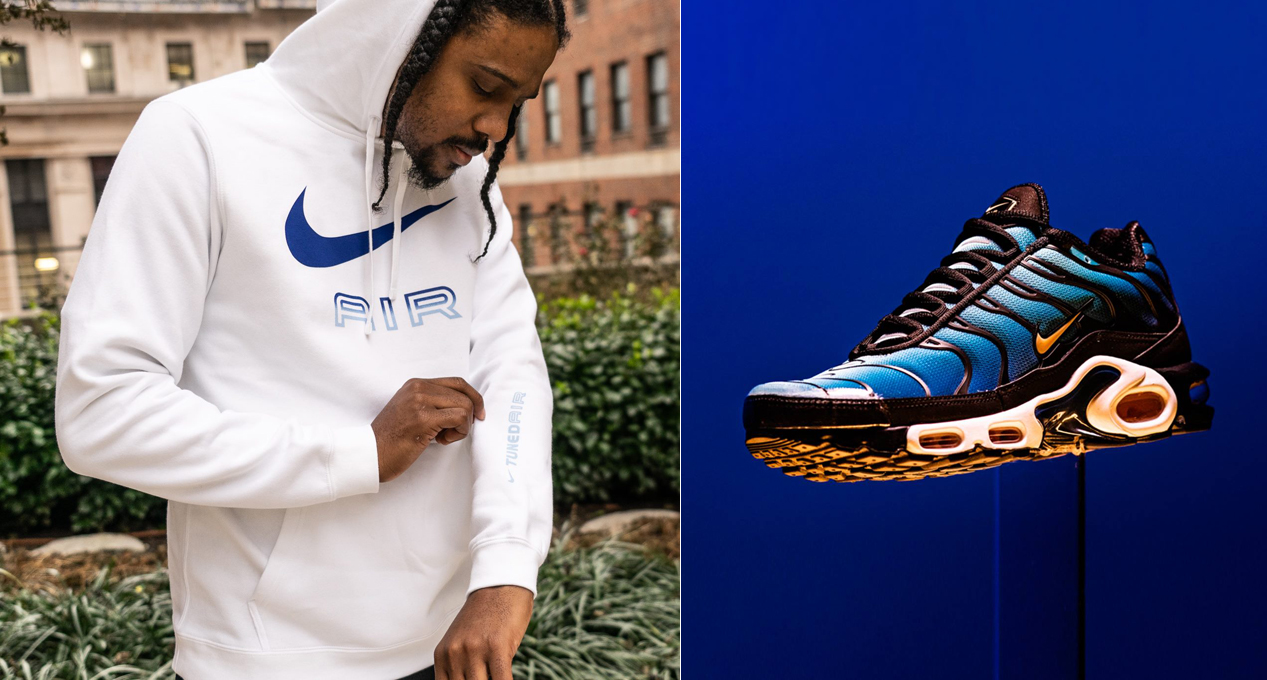 "low priced 00311 7abab Nike Air Max Plus OG ""Hyper Blue"" Collection"