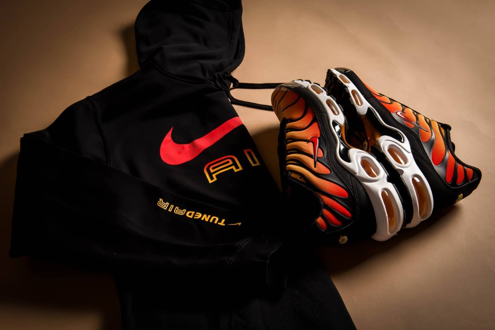 Hoodie Og Sunset Shirt Air Plus Max Nike eBWCordxQE