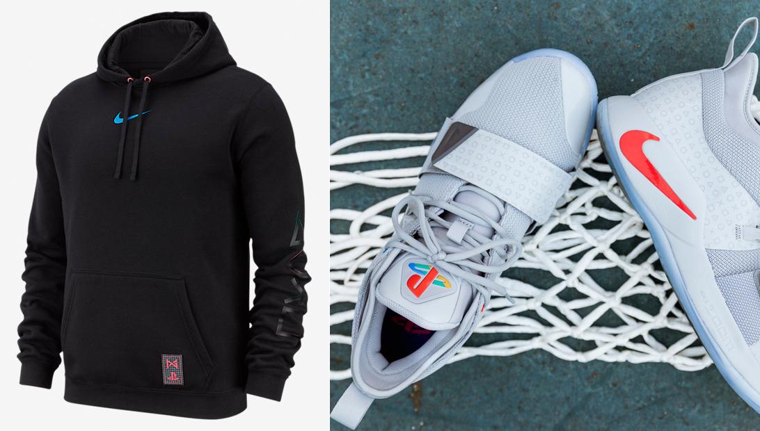 pretty nice 47f69 bd34c Nike PG 2.5 Playstation Hoodie | SneakerFits.com