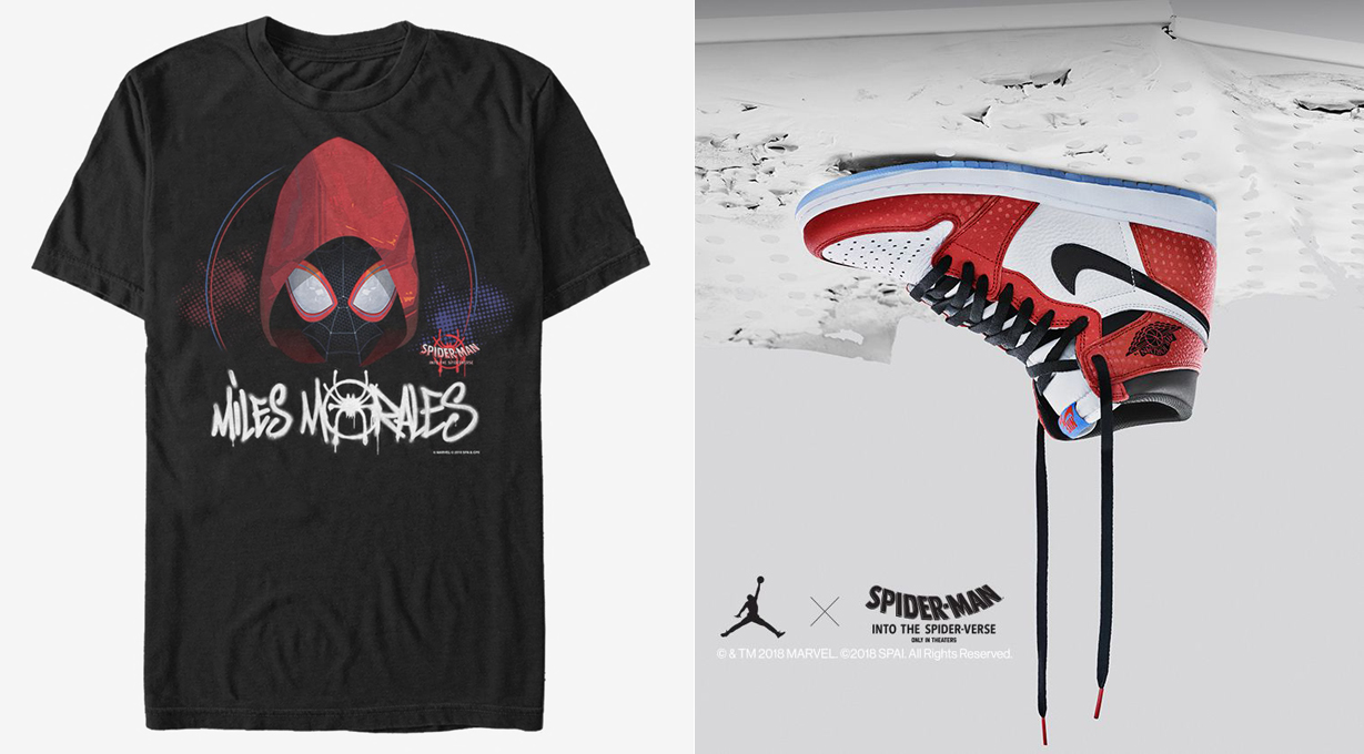 spiderman-spider-verse-shirt-match-jordan-1-origin-story