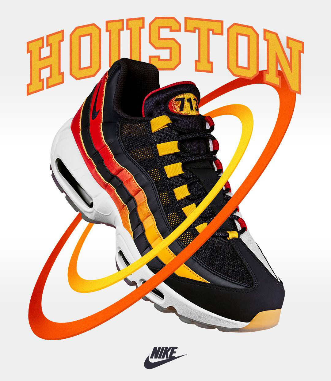 Nike Air Max 95 Houston Away Astros Jacket  f3facb619